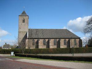 Houtworm kerk Rouveen